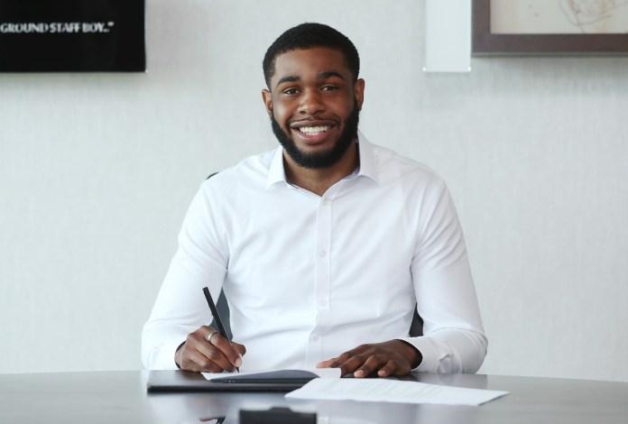 Tanganga has pledged his long-term future to Spurs