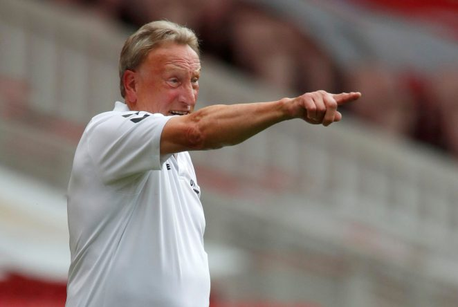 Neil Warnock's Middlesbrough take on Watford in the opening game of the 2020/21 Championship season