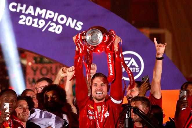 Premier League champions Liverpool take on Leeds – last season's Championship winners – on the opening day of the 2020/21 Premier League season