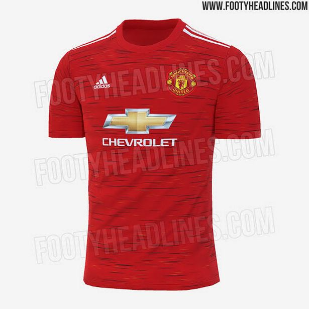 Judging by these images, Man United does not seem to come out of it like the rivals of its city