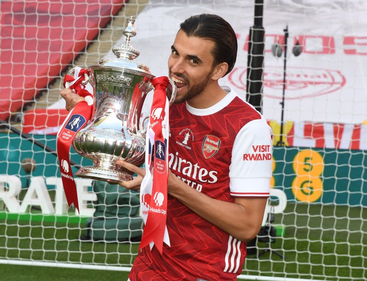 Dani Ceballos 'only wanted Arsenal' with midfielder set to ...