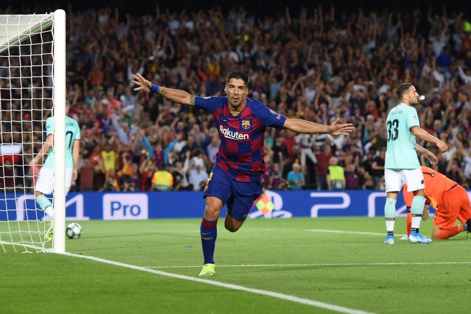 Suarez has spent the last six years in Barcelona
