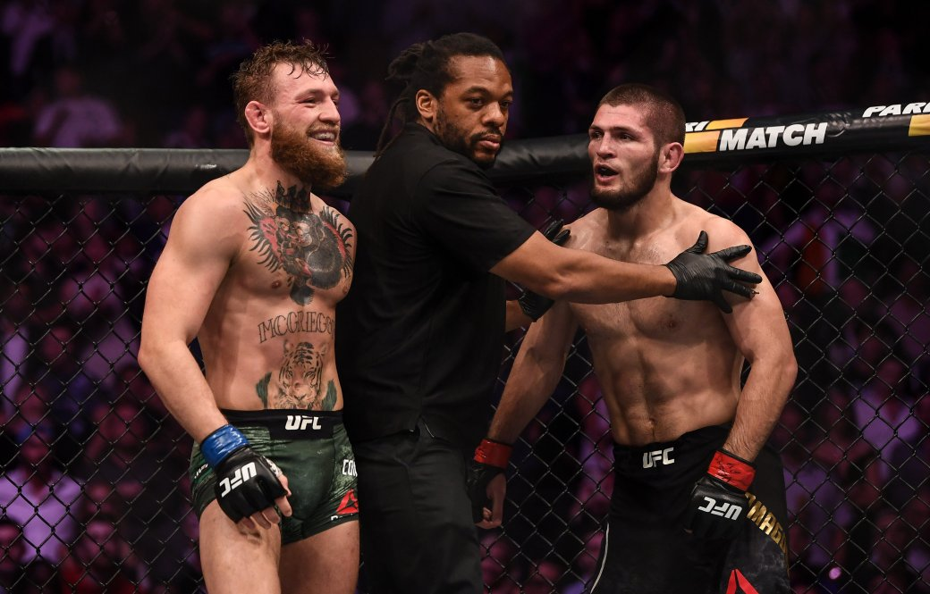 McGregor could not get past Khabib in 2018 and never got the chance to try again