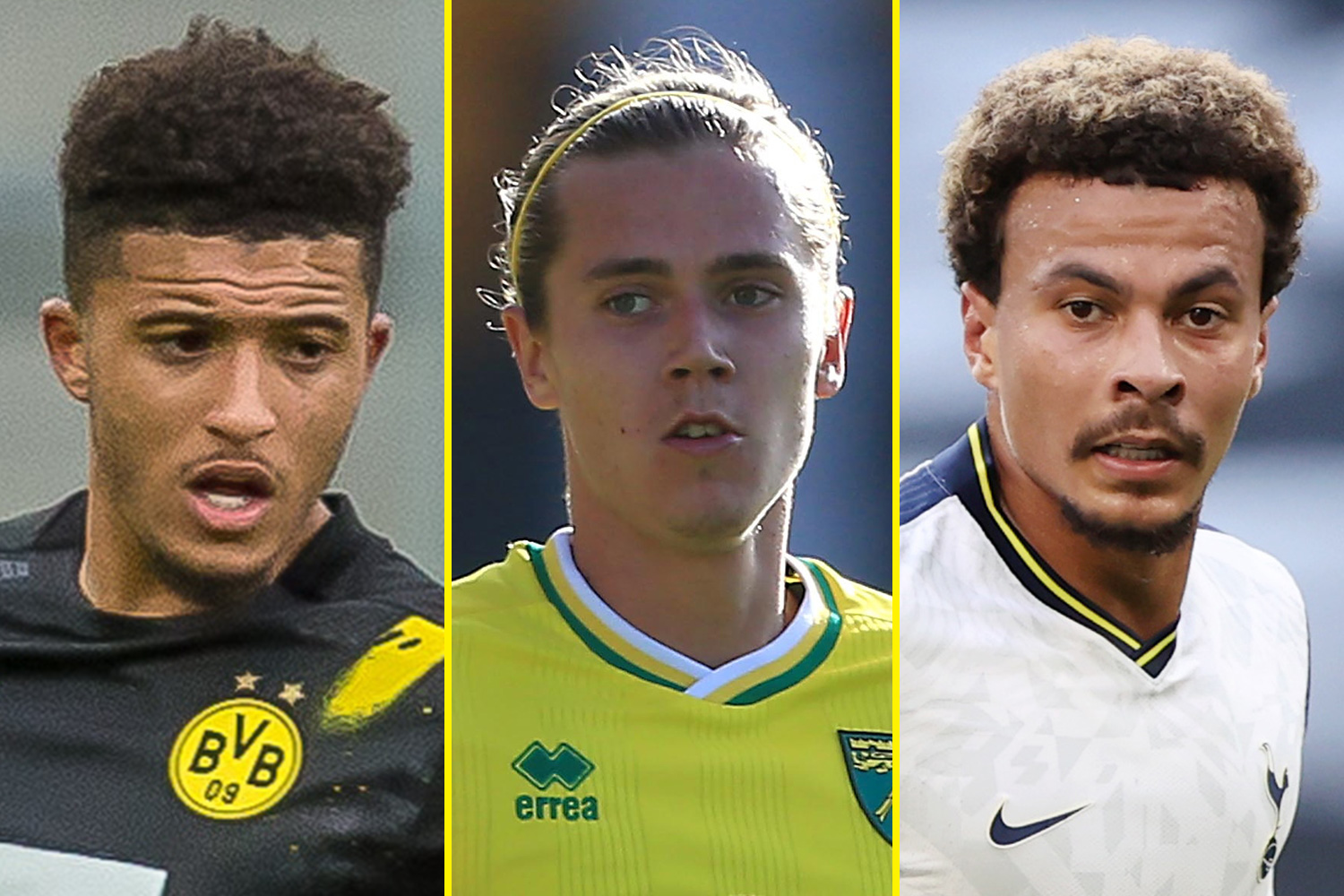 Transfer news LIVE: Man United have Sancho bid rejected, Leicester agree £30m deal for defender, Thiago has thumbnail