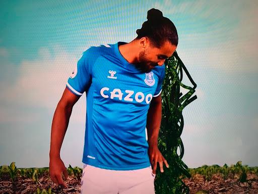 Van Dijk is unlikely to enjoy watching the Merseyside derby commercial
