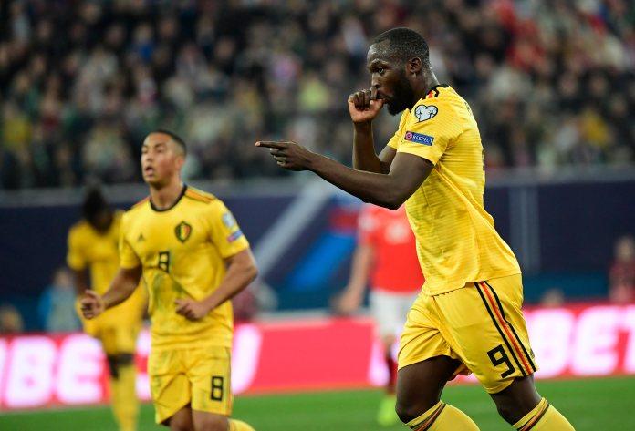 Lukaku has been unstoppable for Belgium in recent years