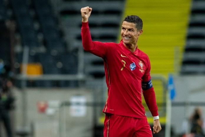 Ronaldo shows no signs of slowing down at 35