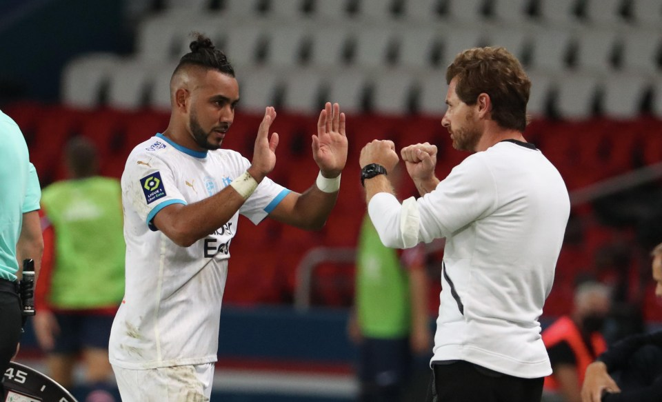 Former West Ham Payet star was among Marseille stars who convinced Villas-Boas to stay
