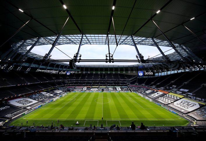 Tottenham'ın 1 milyar sterline mal olan stadyumu, AJ'nin bir sonraki maçına ev sahipliği yapacak