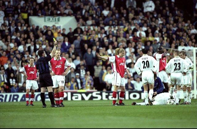 It was always tasty when Arsenal and Leeds met between 1998 and 2003