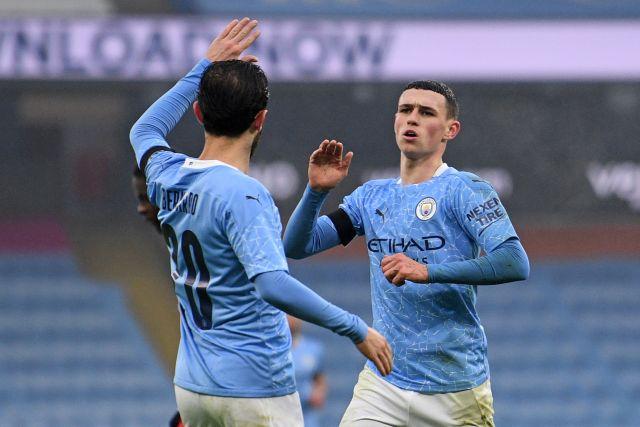 Foden has ten goals for Man City this season, his highest haul for a season as a professional