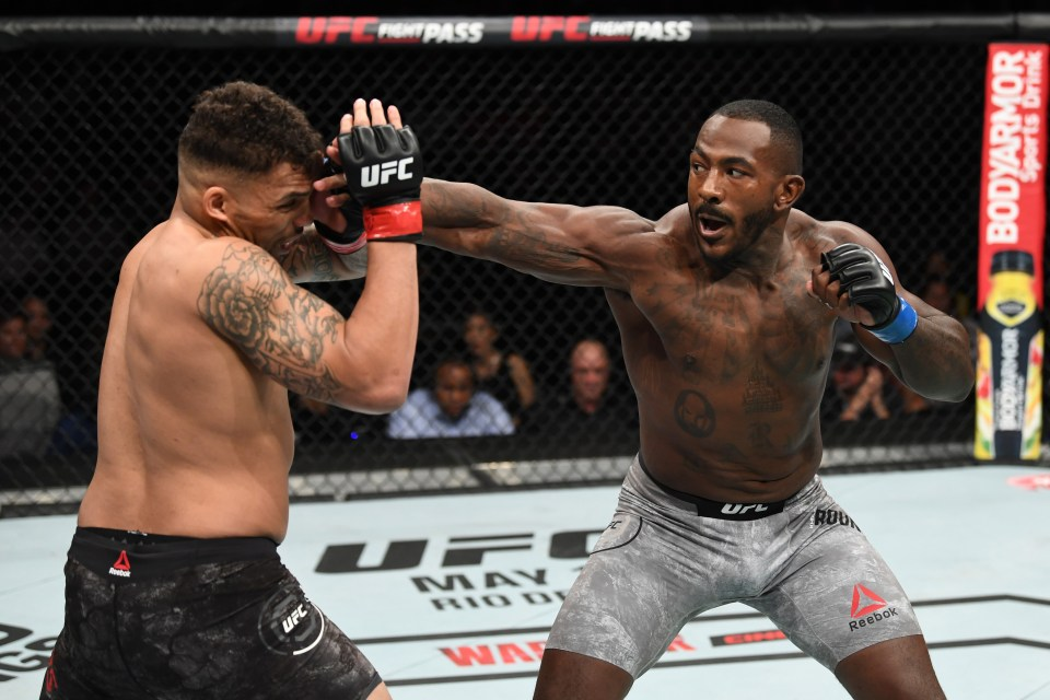 Rountree is now 8-4 and hopes for another win under his belt in UFC 257 prelims