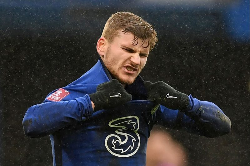 Werner has also had a staggering 16 goals disallowed at Chelsea