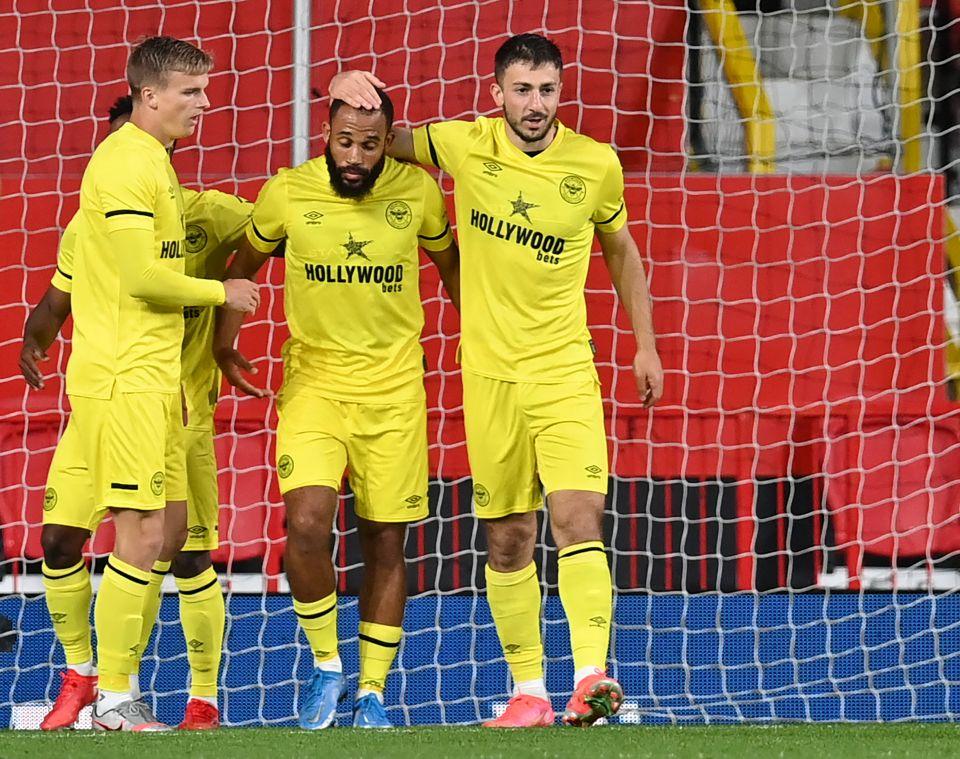 Brentford scored some great goals