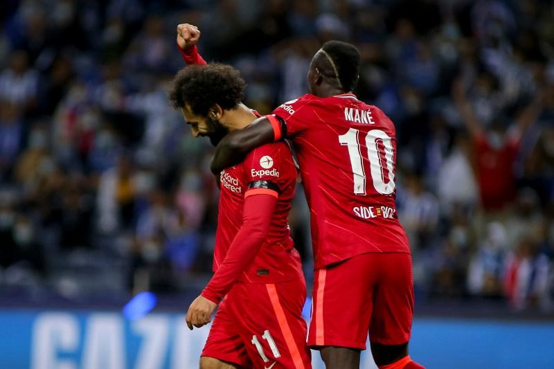 Salah can't stop scoring