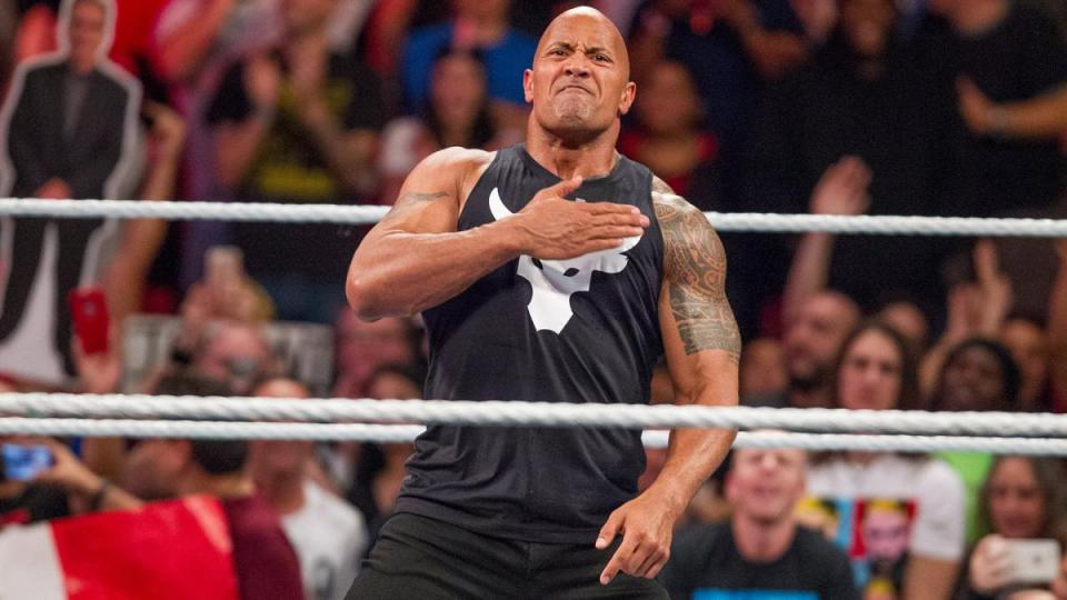 The Rock is arguably the biggest star in professional wrestling