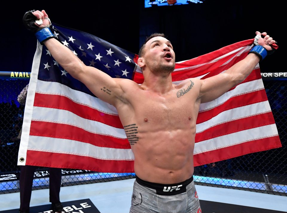 Michael Chandler made the MMA community sit back and notice his UFC debut
