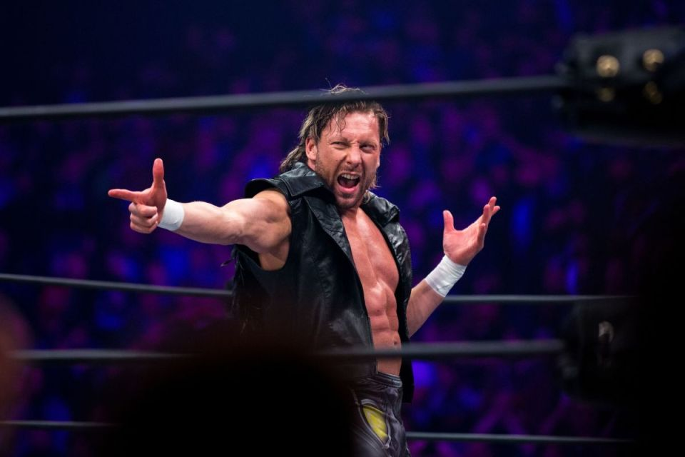 Kenny Omega is one of the most influential people behind the scenes in female wrestlers