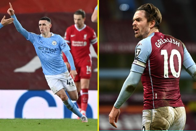 Who would you rather have in your England team? Foden or Grealish?