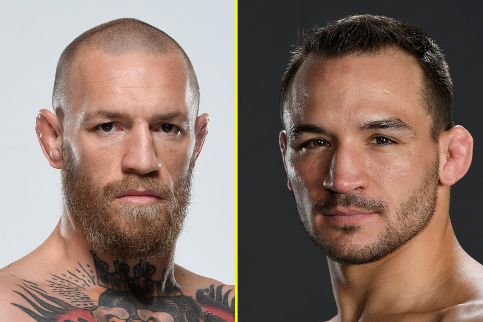 Could Conor McGregor and Michael Chandler perform before the end of 2021?