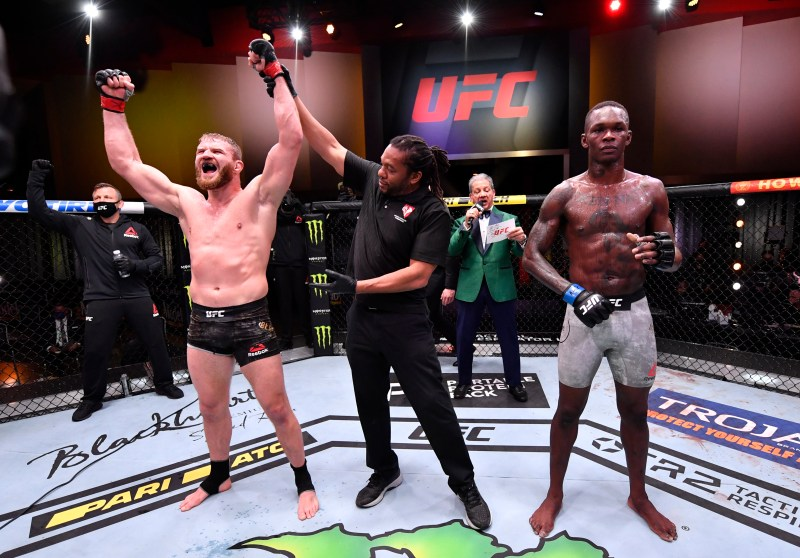 Jan Blachowicz is the current UFC Light Heavyweight Champion