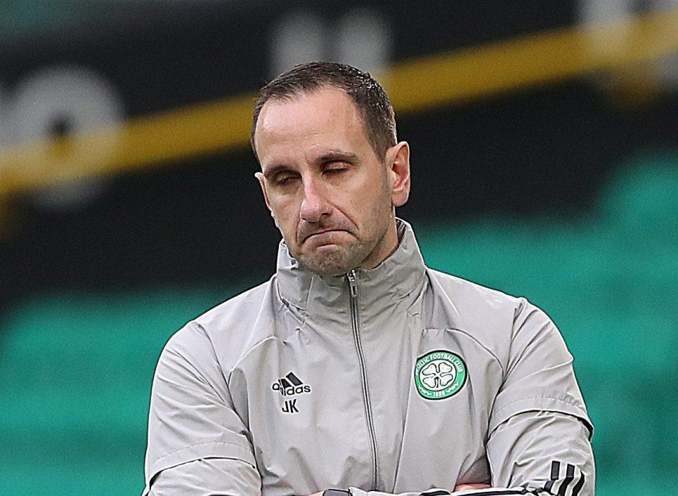Kennedy, interim Celtic boss, made a huge claim earlier this week
