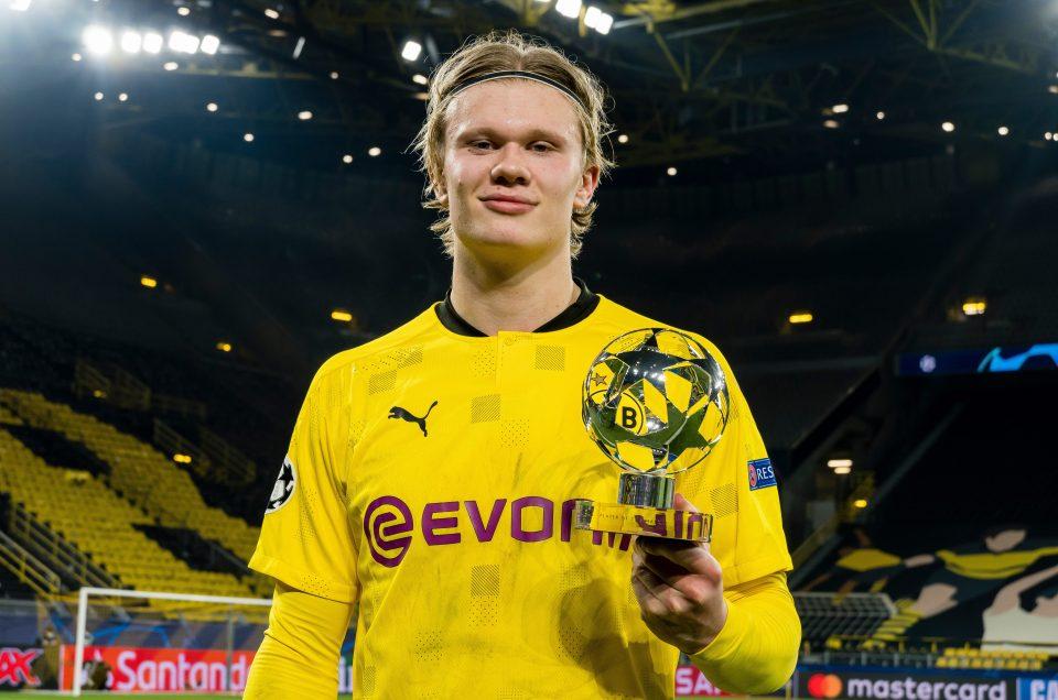 Borussia Dortmund want £ 150million to let him go this summer