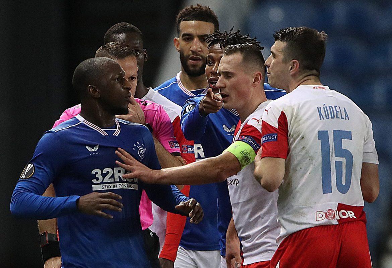 Slavia Prague's Ondrej Kudela banned for ten games for racially abusing  Glen Kamara as Rangers man receives three-match suspension