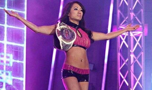 Gail Kim is an important figure in women's wrestling