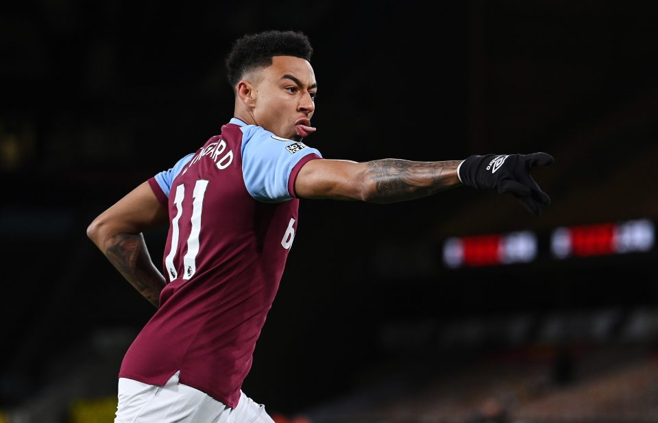 Jesse Lingard spearheads the unlikely charge of West Ham in Europe