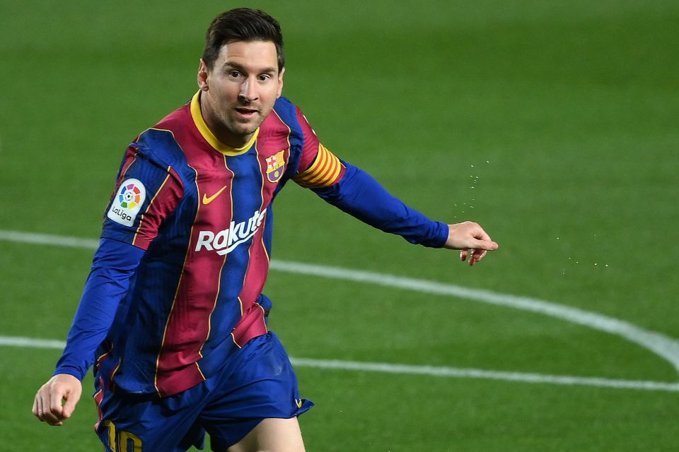 Lionel Messi has scored 25 or more goals in La Liga in each of the past 12 seasons