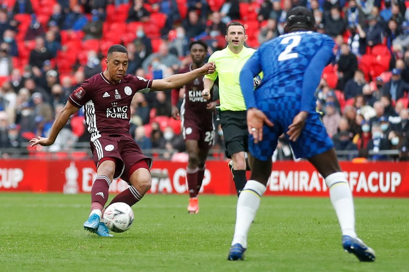 Tielemans' super strike won the FA Cup for Leicester