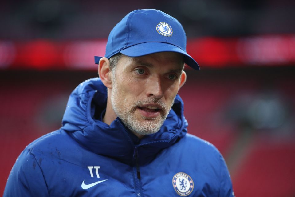 Tuchel did an incredible job last term and he's now been tasked with steering Chelsea back to Premier League glory