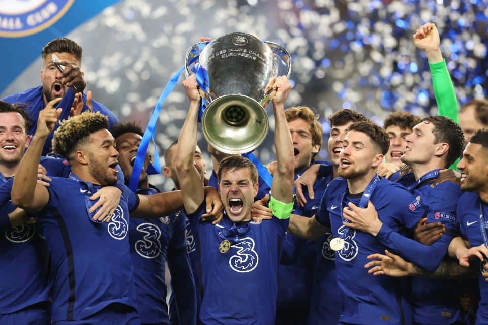 Chelsea finished last season as Champions League winners and will want to build on that success this term