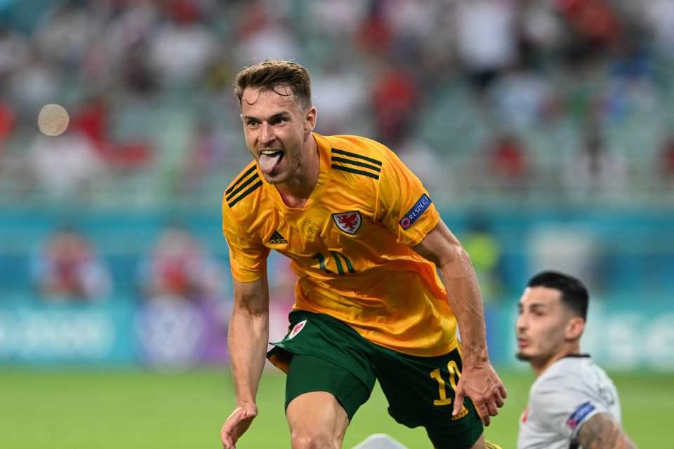 Ramsey and Bale ruled Turkey in tatters in Azerbaijan