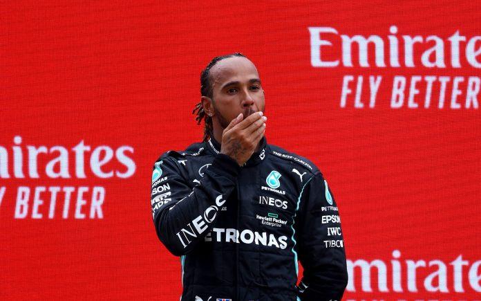 Hamilton agora tem o recorde de mais vitórias em corridas de F1