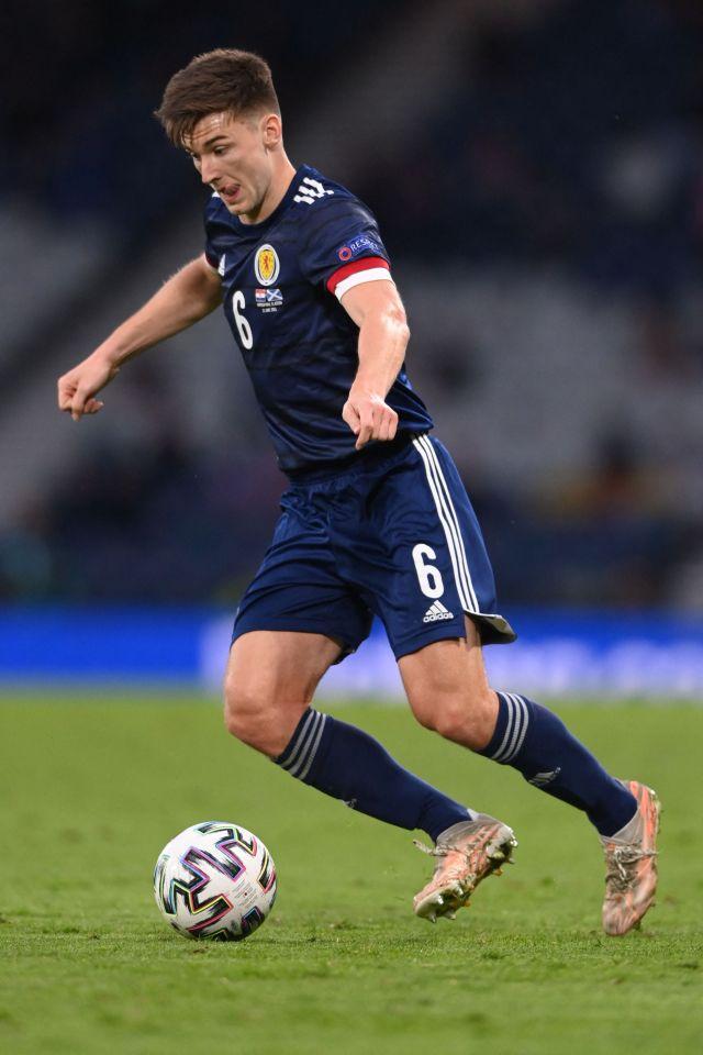 Tierney, İskoçya'nın EURO 2020 grubundan çıkmasına yardımcı olamadı