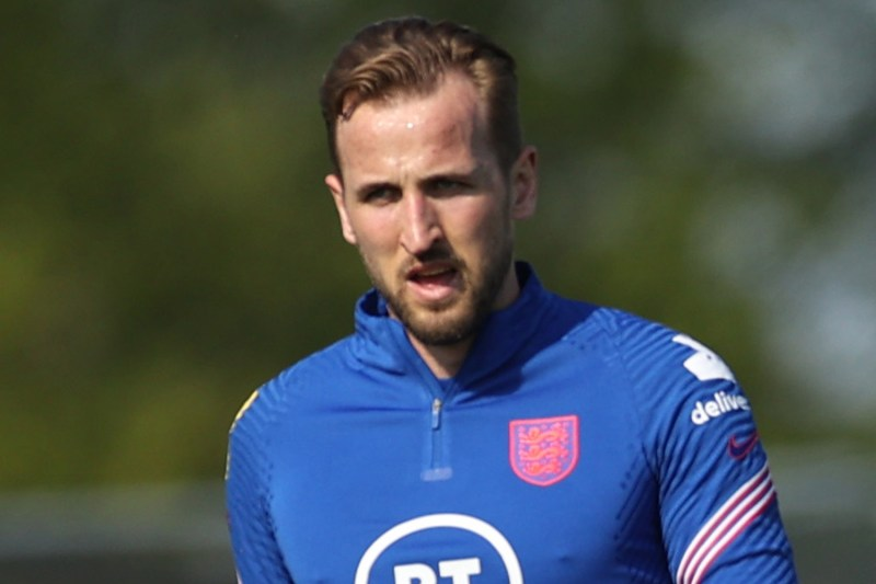 Harry Kane is joint favourite to win the golden boot at Euro 2020