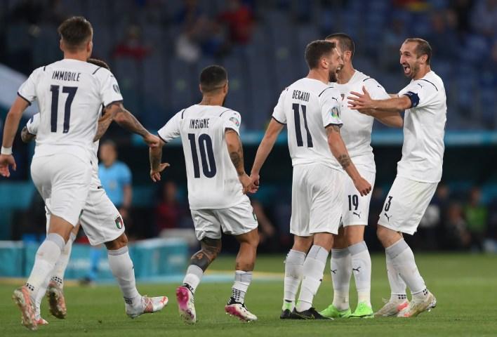 İtalya, EURO 2020'nin açılış maçında Türkiye karşısında etkileyici bir galibiyet aldı.