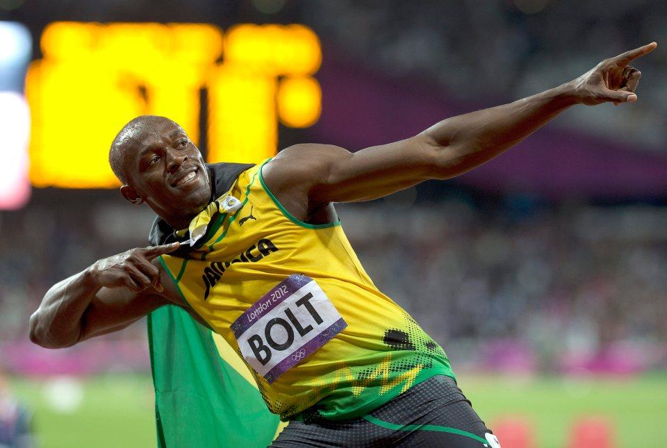 Iconic Bolt Celebration Will Never Be Forgotten