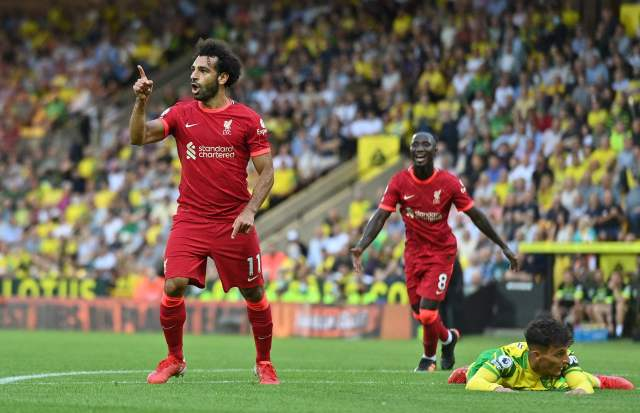 Norwich v Liverpool LIVE commentary and team news: Kaide Gordon makes senior debut for Reds as Kelleher also starts in Carabao Cup third round tie