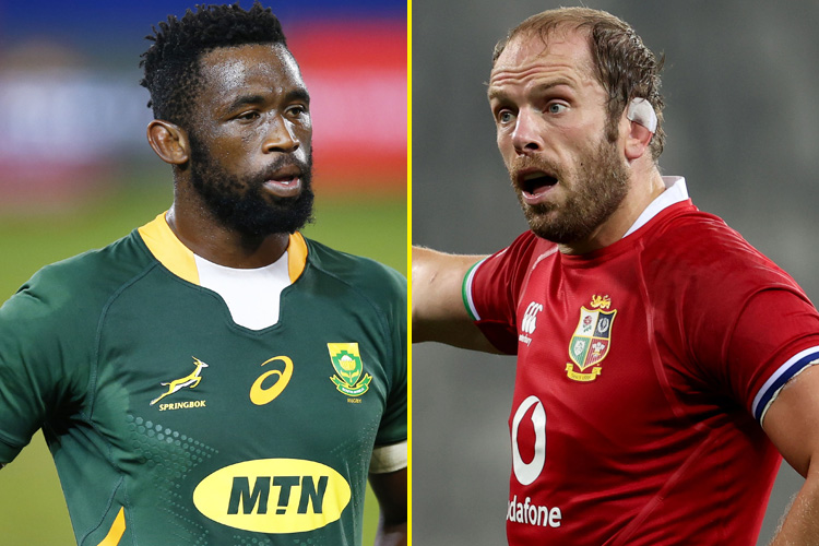 British and Irish Lions and South Africa face off this weekend in their third and final test