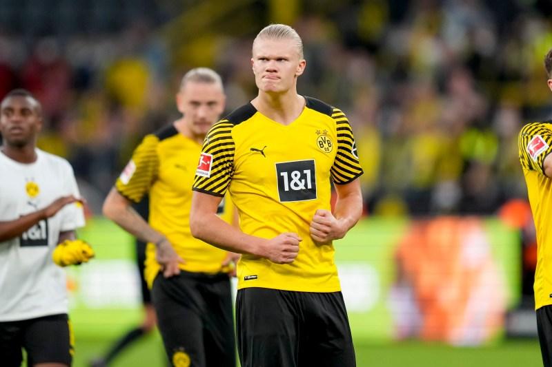 Haaland has been sensational ever since he stepped foot at Dortmund