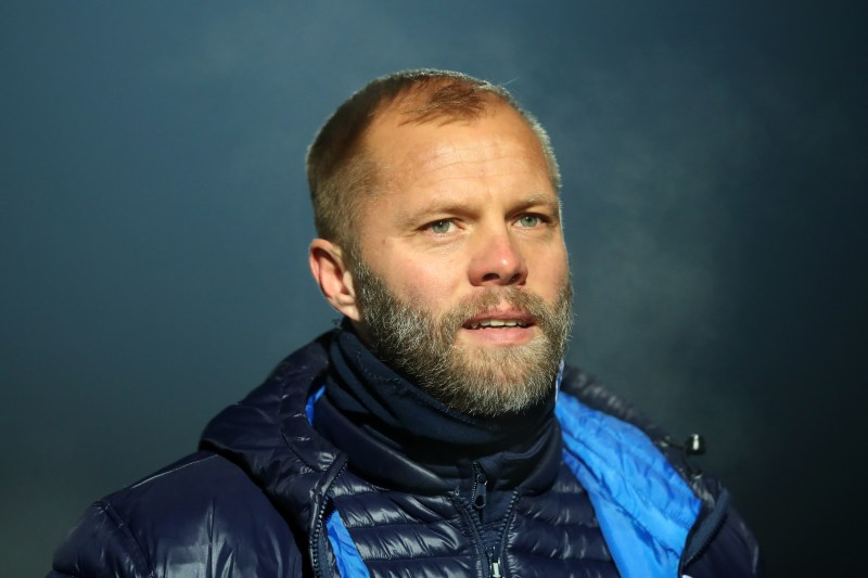 Gudjohnsen oversaw his two sons combine for an assist in the victory over Lichtenstein