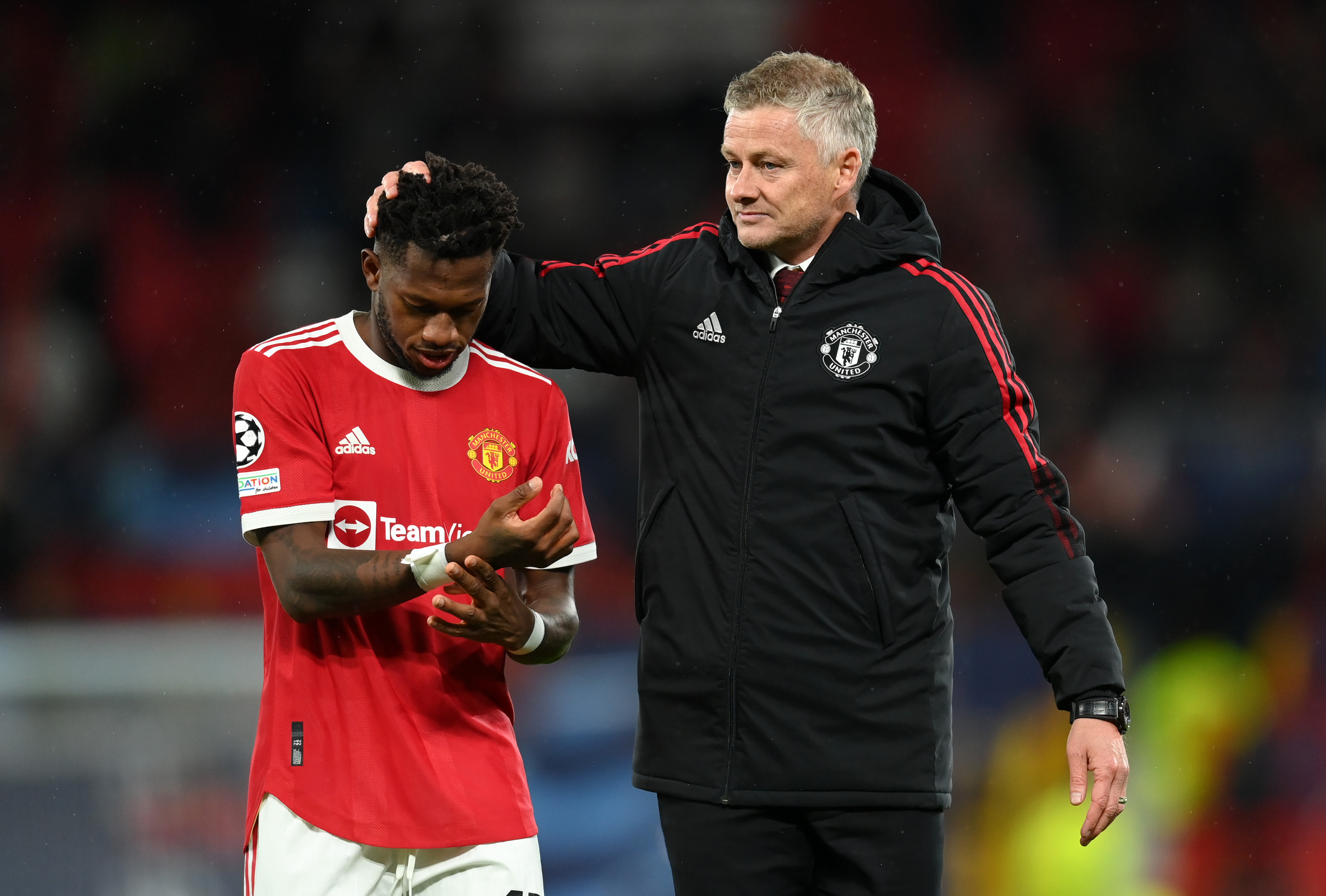 Fred is a regular for Man United but many think he is their weak link
