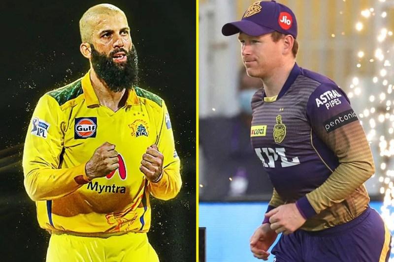 Chennai Super Kings take on the Kolkata Knight Riders in IPL Final