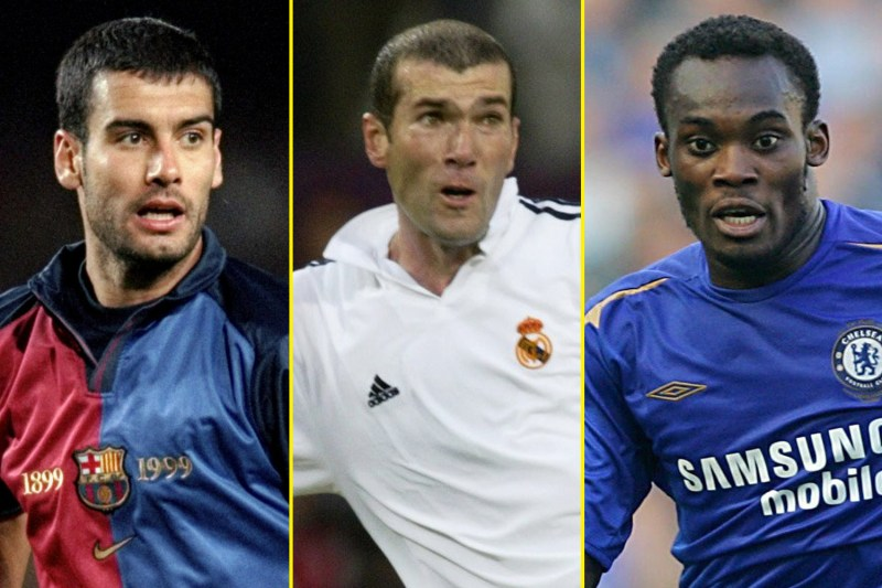 Some of football's biggest icons could have had very different career paths