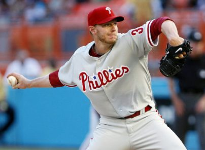 Congratulations to Roy Halladay on a stellar career.