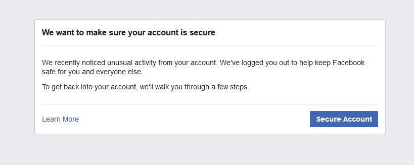 How to contact facebook for a multitude of problems or business people is to create multiple accounts although facebook frowns on that and here is the reason why when or if they disable your account ccuart Gallery