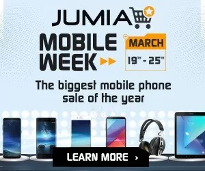 Jumia Mobile Week 2018